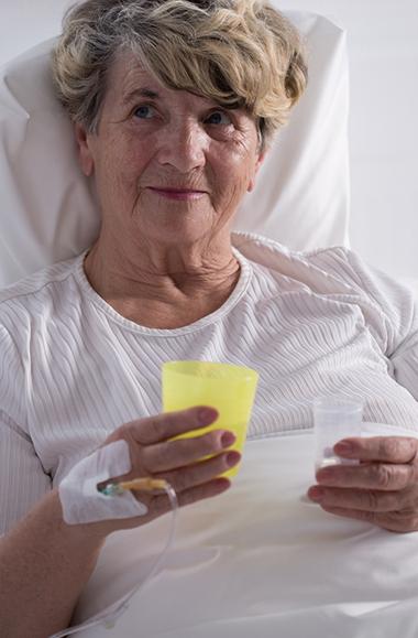 Palliative Care services at A Ghra Care
