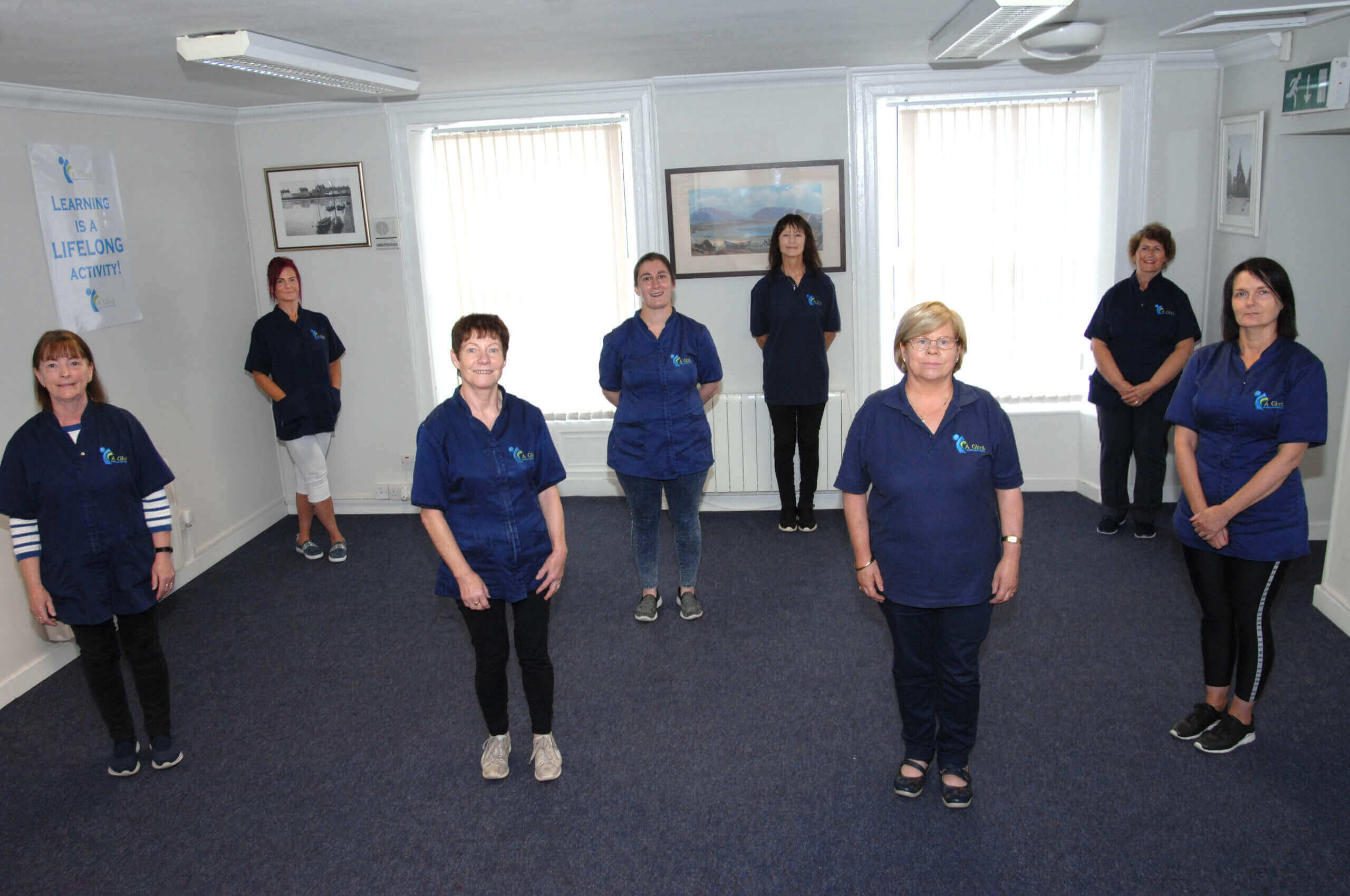 Manual Handling and People Moving Course