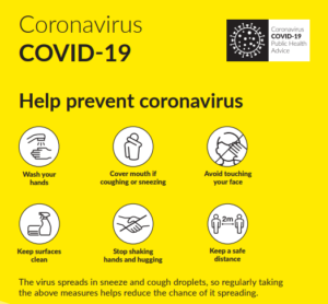 Covid -19 Pandemic information